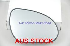 RIGHT DRIVER SIDE MIRROR GLASS FOR HYUNDAI ELANTRA HD 2009-2010 (WITH SIDE REP