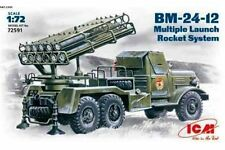ICM 72591 1/72 BM-24-12 Multiple Launch Rocket System