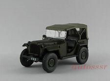 1:43 Russian Legenda jeep GAZ-67B & mag №30 Cars USSR