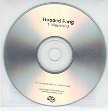 (EG83) Hooded Fang, Wasteland - DJ CD