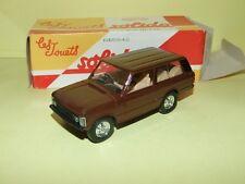 RANGE ROVER Marron 1978 SOLIDO boite carton