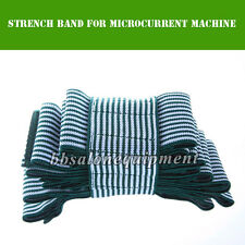 10Piece Strench Band For Microcurrent Body Slimming Machine Fixing Electrode Pad
