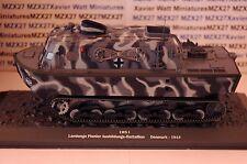 CHAR DE COMBAT N°23 LAND-WASSER-SCHLEPPER I (ALLEMAGNE) DENMARK 1944 1/43
