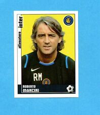 PANINI CALCIATORI 2006-2007- Figurina n.157- MANCINI - INTER -NEW