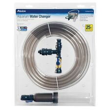 Aqueon 25 ft Fish Tank Gravel Cleaner & Water Changer Vacuum