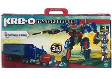 KRE-O TRANSFORMERS OPTIMUS PRIME KIT #30689 3 IN 1 KIT NEW IN BOX 2010