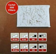 CARTEL 500 Slim Filters  6 mm/22 mm Long