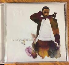 The Art of Composition Eric Cross, CD (2007 Beatmart/Sony Music) New & Sealed CD