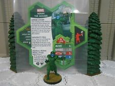 Heroscape Custom Ronan the Accuser Double Sided Card & Figure w/ Sleeve Marvel