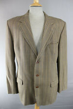 SUPERB QUALITY BRITISH MADE DAKS PURE WOOL TWEED JACKET 42 INCH