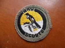 Vintage Boy Scouts Proficiency Cloth Badge from the 1960's- Lot 10 #