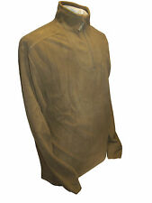 THERMAL Combat UNDERSHIRT - Light Olive - British Army - MEDIUM 170/90 - NEW