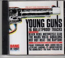 (FP597) Bang On Target, Volume 2, Young Guns - 2003 sealed CD