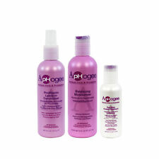 Aphogee Hair Leave-In Conditioner 8oz+Moisturizer 8oz+Two Step Treatment 4oz Set