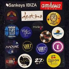 18 x Ibiza Club Stickers  - Zoo Project Privilege Bora Destino Techno Posters