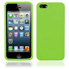 Silicona Funda Protectora Para Iphone 4 Iphone 5/5s Iphone 6 Plus Y Protector De Pantalla