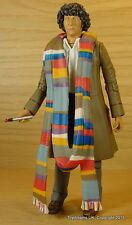 Doctor Dr Who Tom Baker 4th + Sonic Srewdriver Figure loose NEW!