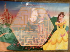 Belle Princess Disney PLACEMATS Party Supplies Table Decoration Birthday Beast