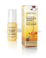 New Wild Ferns Manuka Honey Intensive Eye Creme 30ml Wilderns Eye Cream