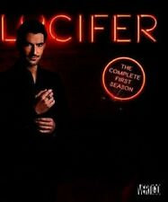 PRE-ORDER: LUCIFER : COMPLETE SEASON 1 - Region Free DVD - Sealed