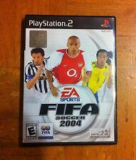 FIFA Soccer 2004 (Sony PlayStation 2, 2003)