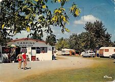 BR47578 Cambo les bains entree camping Bichta Eder car voiture     France