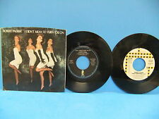 Robert Palmer 45 LOT Simply Irresistible EMI 50133, I Didn't Mean To Turn You On
