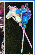 PATTERN - Giddy Up- fun hobby horse toy PATTERN from Melly & Me