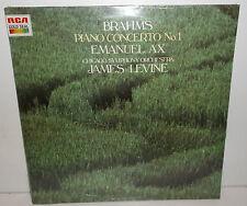 GL 84962 Brahms Piano Concerto No1 Emanuel Ax / James Levine
