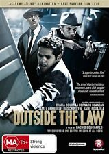 Outside The Law DVD Region 4 (VG Condition)