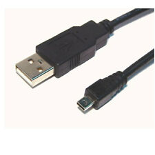 Pro USB PC Data SYNC Cable Cord For Panasonic TZ50 TZ6 ZS1 LZ8 LZ10 LS80  9453