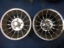 VINTAGE 14x7 15 SPOKE CYCLONE HURRICANE MAG WHEELS FORD/CHEVY MAGS MOPAR MUSTANG