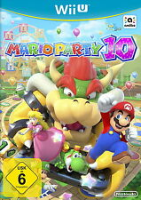 Mario Party 10 für Wii U NEW SEALED ~ European Version PAL Video Game