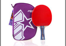 1pc DHS Professional Table Tennis Racket Paddle 2 star Olympic champion use 2002