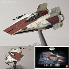 Bandai Newest 1/72 STAR WARS A-WING STARFIGHTER+TURBOLASER from Japan Free-Ship