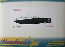 S54-the primer submarino británico Holland i-choroszy-1 / 72