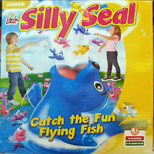 Silly Seal-catturare il divertimento Flying Fish-Junior ** GRANDE REGALO **