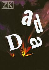 DADA Film DESES JANCO Duchamp Picabia-Buffet Man Ray Ernst Richter Tzara 1967