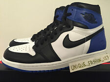 Nike Air Jordan Retro 1 High OG fragment design 10 9 44 interdit Bleu Royal élevés 4