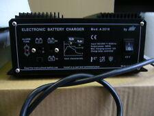 Ladeautomat Ladegerät CBE  A2018  12V für Blei- und Gelbatterien