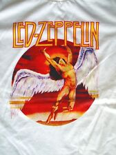 LED-ZEPPELIN 1977 Rock Band Concert Tour Retro Men T-Shirt L