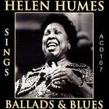 Humes, Helen-Sings Ballads & Blues CD NEW