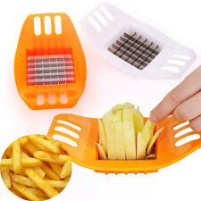 Kitchen Gadgets Potatoes Cutter Cut into Strips French Fries Tools Color Random