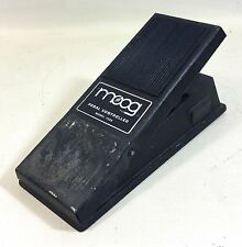 MOOG PEDAL CONTROLLER Model 1120 Expression Pedal for Synthesizer