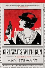 Girl Waits with Gun-ExLibrary