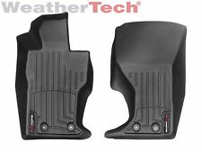 WeatherTech Floor Mats FloorLiner for Mazda MX-5 Miata - 2016 - Black