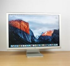 "Apple hd cinema display monitor A1083 M9179B/A 30"" 150GHZ large 2560X1600"