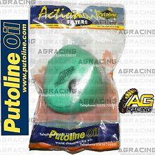 Putoline PREVIAMENTE ENGRASADA Espuma del filtro de aire para Kawasaki KX 250 2002-2008 Motocross Nuevo