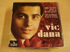 45T EP / VIC DANA - RED ROSES FOR A BLUE LADY