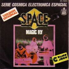"7"" 45 TOURS ESPAGNE SPACE ""Magic Fly / Ballad For Space Lovers 1977 COSMIC DISCO"